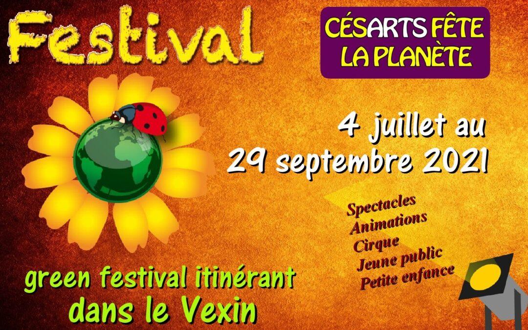 Le festival «Césarts Fête la Planète» fait une escale à Chars